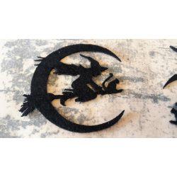 Boszorkány Holddal, filc, 10 darab/ csomag