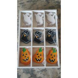 Fa Halloween figurák