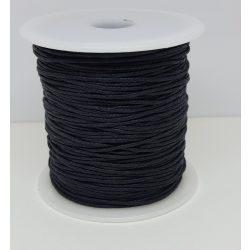 Nylon zsinór, 1mmx100méter, fekete, 100 méter/tekercs