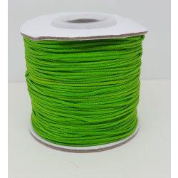 Nylon zsinór, 1mmx100yard, májusi zöld, 100 yard/tekercs (~90m)