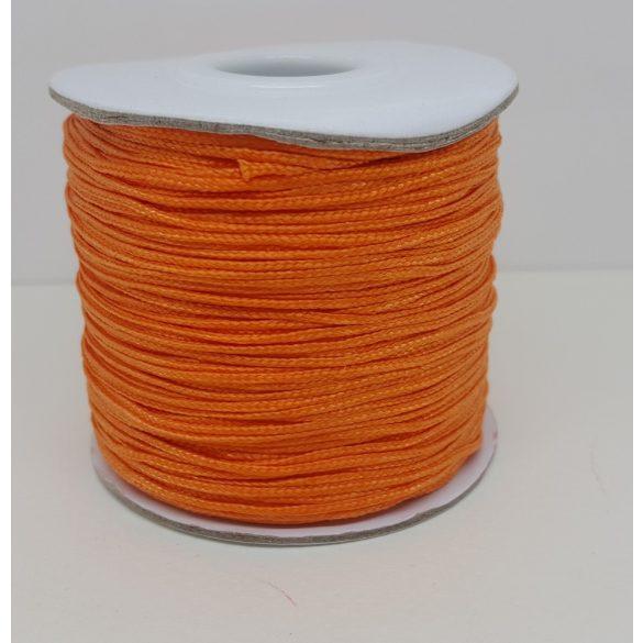 Nylon zsinór, 1mmx80yard, narancssárga, 80 yard/tekercs (~73m)