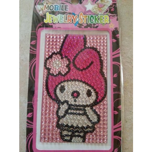 Telefonmatrica, Hello Kitty, 40x130mm, db